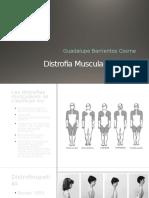 Distrofia Muscular Duchenne Becker