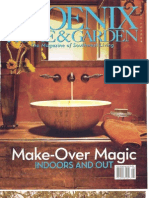 "Phoenix Home & Garden Magazine ""Point of View"""