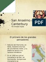 Anselmo de Canterbury