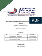 Assignment 3 SBI3013 - Simulation