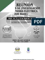 Detección de Armónicos Mediante Redes_ Universidad de Vigo ESPAÑA