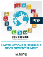 UN Sustainable Development Summit