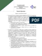 Guia Ejercicios Parte 2. Union PN y Diodos Universidad de Carabobo-Venezuela