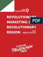 Visit Philadelphia Annual Report 2017