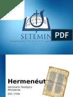 Hermeneutica Setemin II