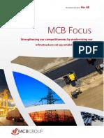Le rapport de MCB Focus.