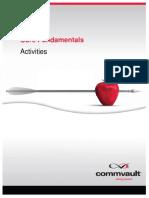 Core Fundamentals Activities