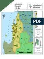 Mapa Estratificacion Socioeconómica Viii Región