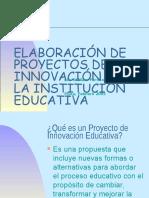 Formulación de Proyectos de Innovación (Color)