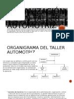 Organización de Un Taller Automotriz