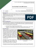 jurnal transportasi jakarta