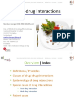 2015 ESO ESMO EEBR Drug Drug Interactions JOERGER