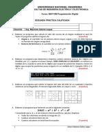 Segunda Practica de Programacion