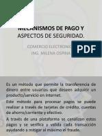 Mecanismos de Pago y Aspectos de Seguridad.