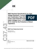 IEEE C37.43.2008