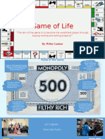 my documentsgame of life