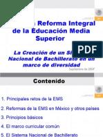 Sistema Nacional de to Miguel Szekely