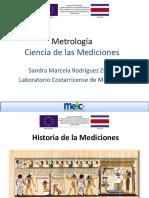 Metrologia, Certificados e Intervalos