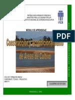 Construccion y Acondicionamiento de Areas de Cultivo