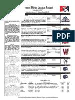 5.19.17 Minor League Report