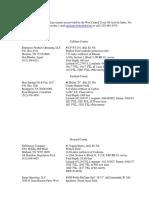 5-19 Oil report