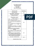 2doplanevaluacion3erlapsoinformatica