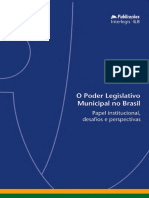 O Poder Legislativo Municipal No Brasil