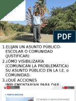 PPT 1 Participacion Estud