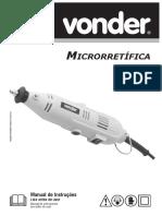 Microretifica Vonder MRV 115