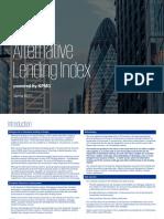 TWINO Alternative Lending Index