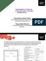 Dimensionamento Ótimo de Pórticos de Aço Com Ligações Semirrígidas