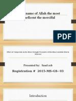 Saad Presentation