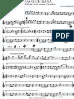 Marcha Huarochirana_alan Mendoza - Ok - Trompeta en Bb
