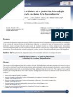 Dialnet-Redes Neuronales Artificiales en La Producción