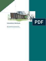 Apache Calc Methods