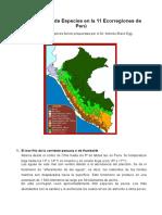 11 Ecorregiones Peru Corregido