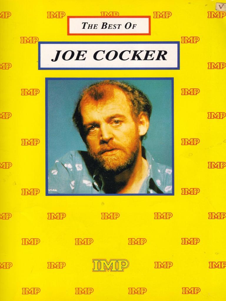 Best of Joe Cocker Songbook