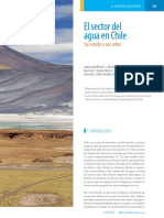 El Sector del Agua en Chile.pdf