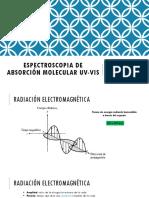Absorción Molecular UV-Vis