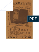 Morsum Magnificat, The Original Morse Magazine-MM02