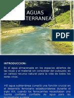 Agua Subterranea 1