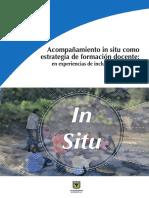 IDEP Acompañamiento_in_situ Inclusión y Ruralidad Libro 2015