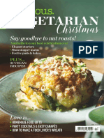 Delicious. Vegetarian Christmas - Issue 17 2016