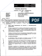 Tribunal Resol 1594 2011 SUNARP TR L