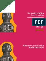 GreatZimbabwe Presentation Update