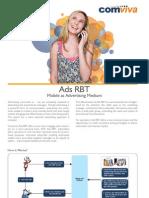 Comviva PF Ads RBT