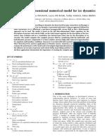 Deponti et al. - 2006 - A new fully three-dimensional numerical model for ice dynamics.pdf