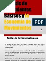 Exposicion de Economia de Movimientos 25 Abril