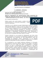 Carta de Invitacion Curso Contrataciones - Municipalidad