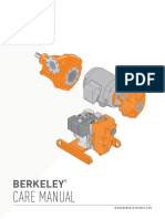 Mantenimiento Bombas Berkeley